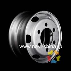Грузовой диск 17.5x6.75 ET140 D164 6 отв
