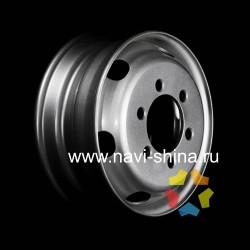 Грузовой диск 19.5x6.75 ET136 D164 6 отв