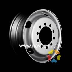 Грузовой диск 19.5x6.75 ET135 D176 10 отв